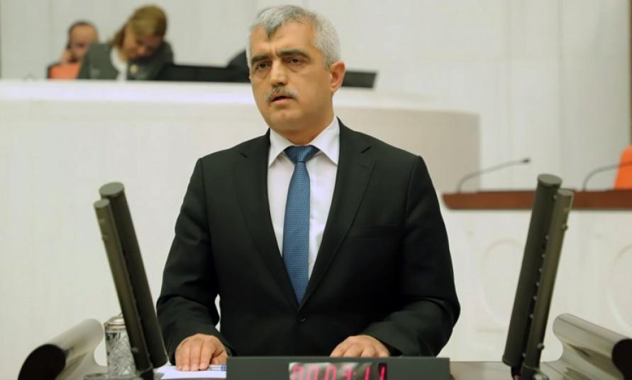Ömer Faruk Gergerlioğlu barış istediği için cezalandırılıyor