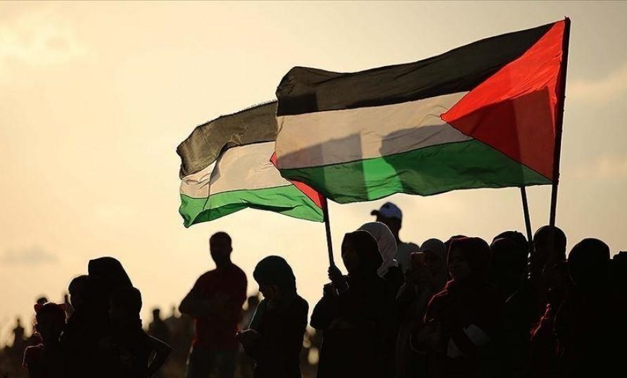 İsrail devletinin vahşeti devam ediyor: Filistin'e özgürlük!