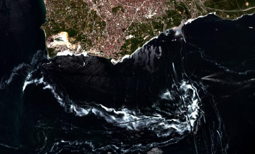 Antikapitalistler: Kanal İstanbul'a hayır! Marmara Denizi'ni kurtarmak için mücadeleye!
