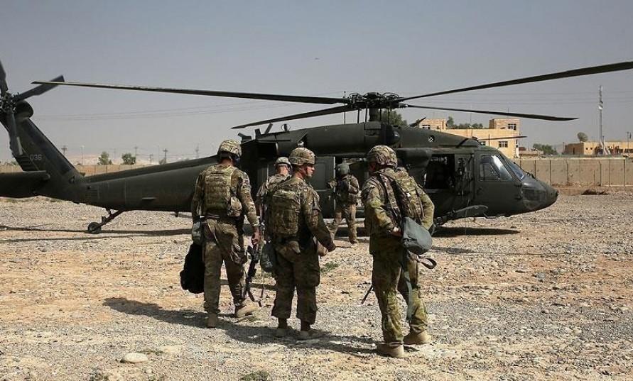 ABD, Afganistan'dan kaçıyor