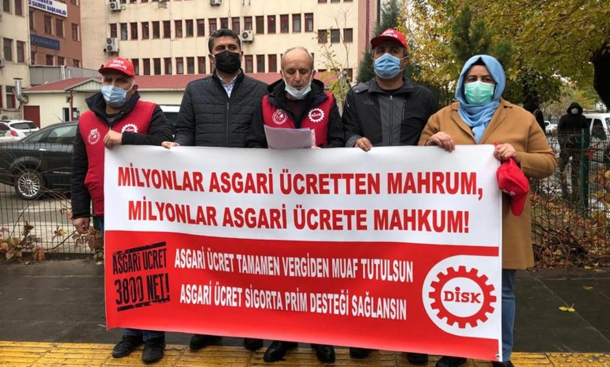 Türkiye asgari ücrette Avrupa sonuncusu
