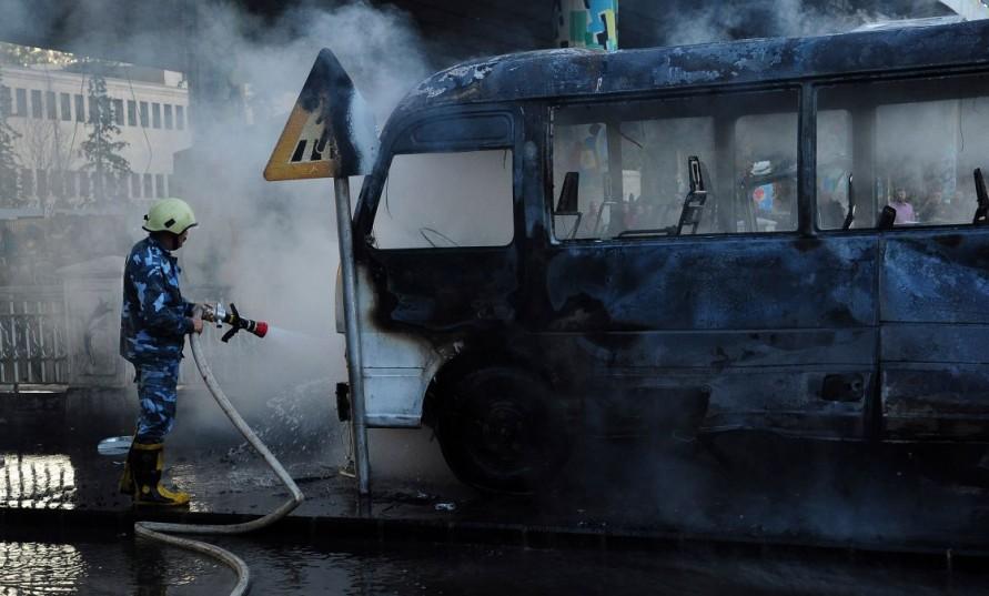 Suriye'de can güvenliği hala yok