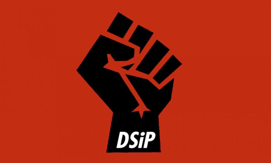 DSİP: Tezkereye hayır, barışa evet