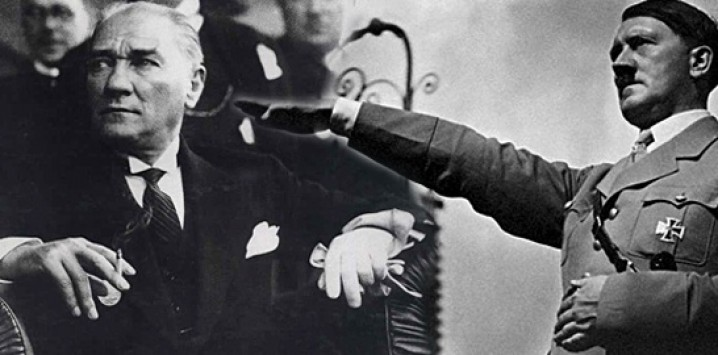 14 Temmuz 1933 Türkiyede Ve Nazi Almanyasında Muhalefet Etmek Yasak